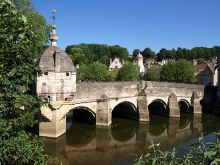 Bradford-on-Avon, Town Bridge, Wiltshire © Derek Harper